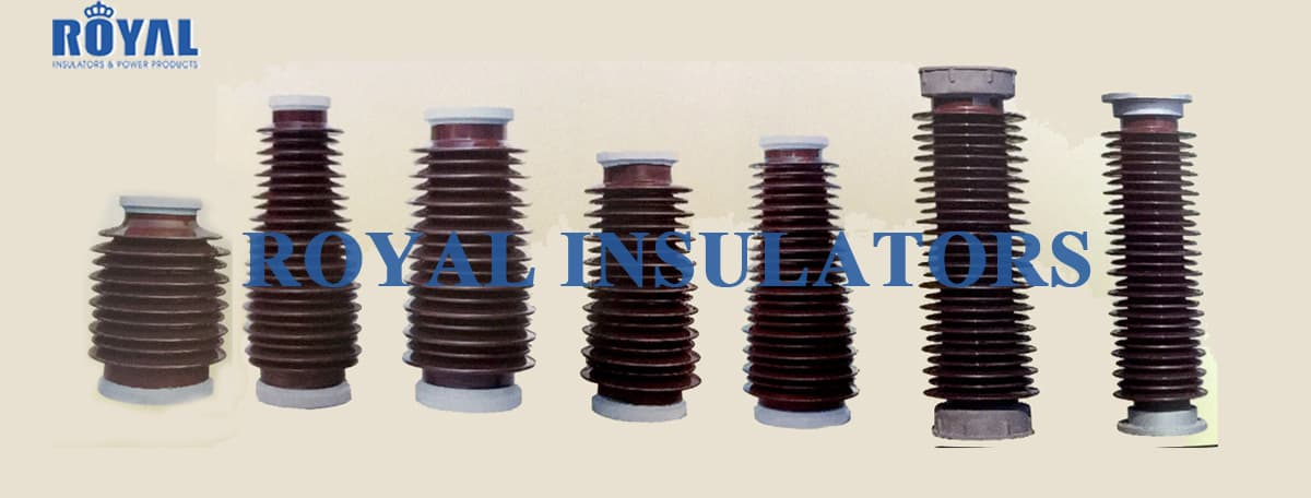 Hollow bushing insulators 3 circuit breaker bushing