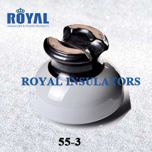 PORCELAIN PIN INSULATORS 55SERIES 55-3
