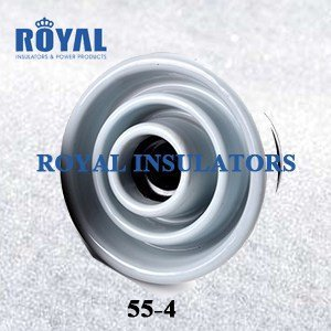 PORCELAIN PIN INSULATORS 55SERIES 55-4