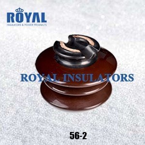 PORCELAIN PIN TYPE INSULATORS 56SERIES 56-2