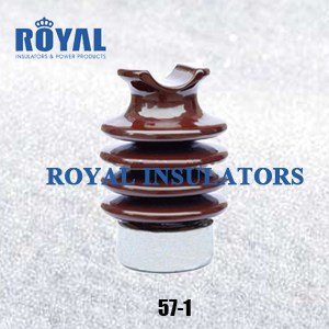 TIE TOP 15KV PORCELAIN LINE POST INSULATORS 57-1
